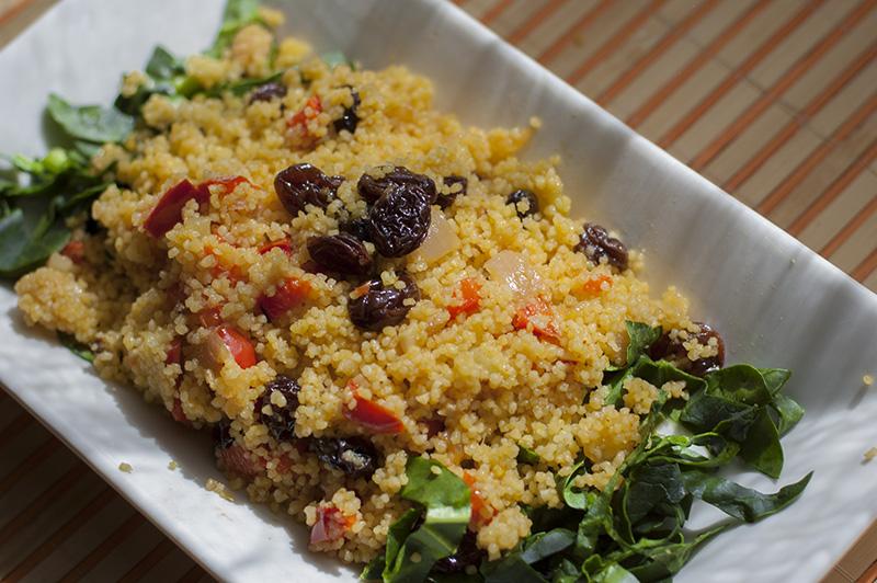 Cocina Vegana Facil | Cuscus Cous Cous