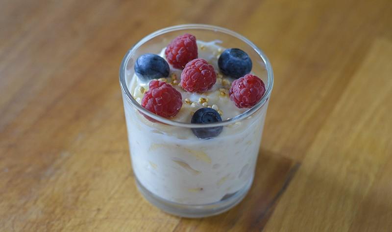crema_yogurt_quinoa_recetas_vegetarianas