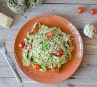pasta_pesto_vegana_receta