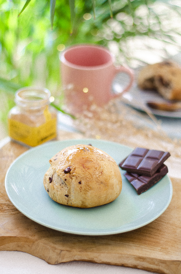 Pan de chocolate. Recetas veganas / vegetarianas fáciles.