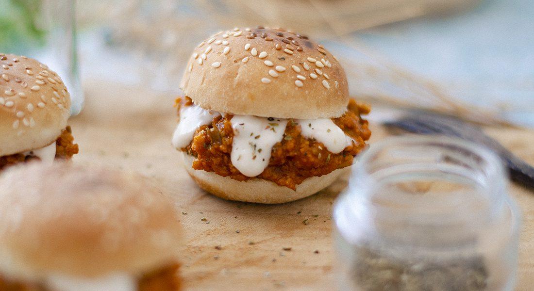 molletes-mini-burguers-barbacoa-sin-carne-receta-vegetariana-facil