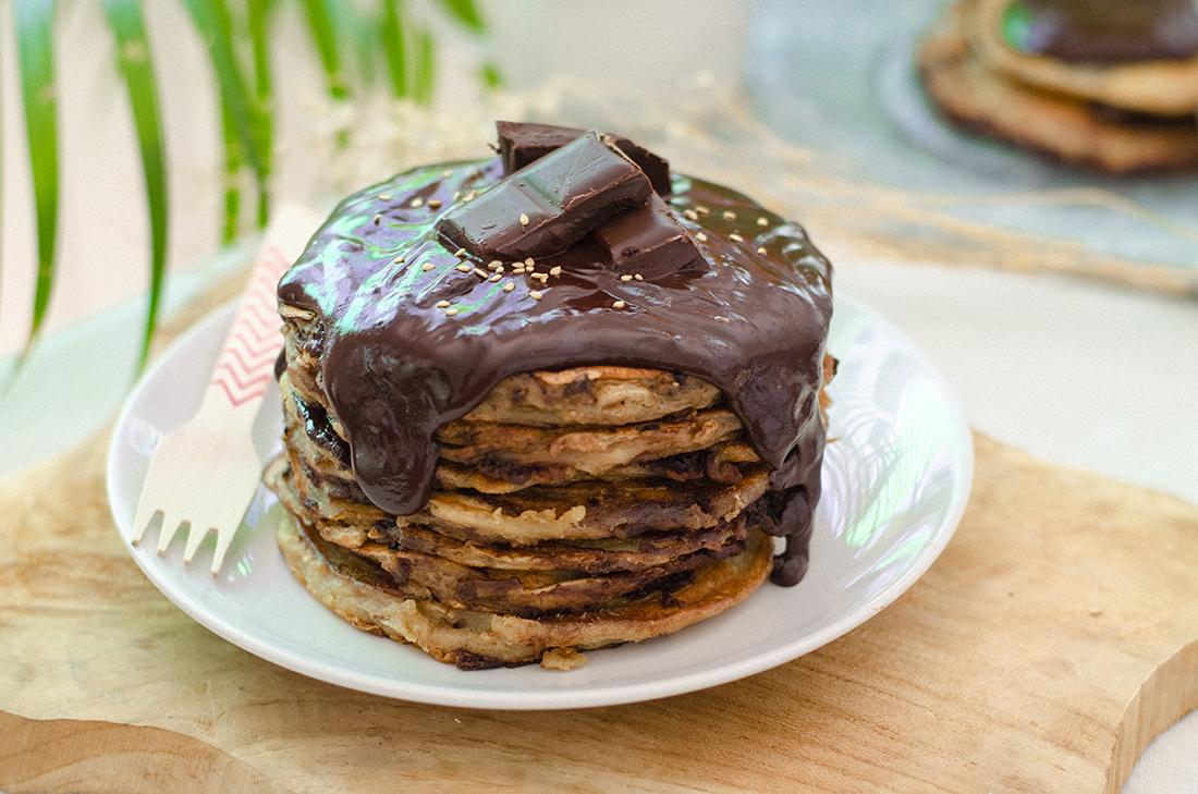 pancakes-veganos-tortitas-sin-huevo-rellenas-chocolate-receta-facil4