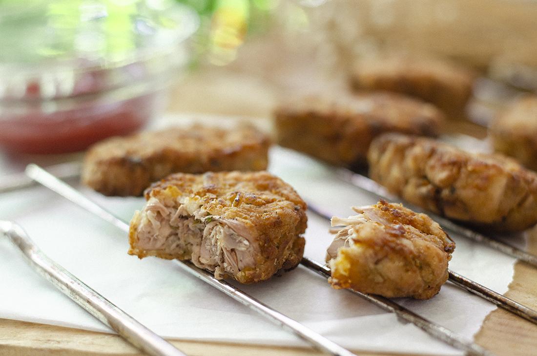 receta-nuggets-vegetarianos-veganos-sin-carne-jackfruit-caseros. recetas vegetarianas. recetas sin carne. recetas veganas.