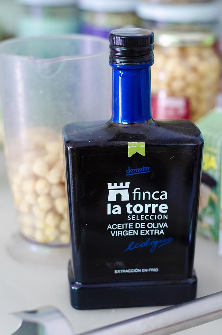 Aceite de Oliva Ecológico de Origen Oliva