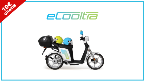 eCooltra: motosharing